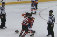 NHL players embarrassingly help each other through new fight loophole