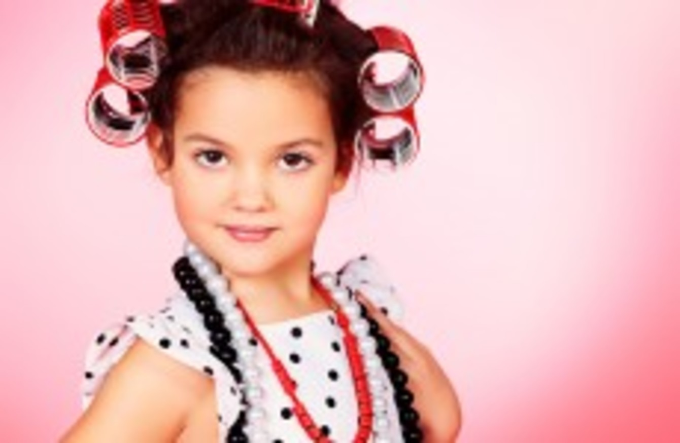 Child beauty pageant goes ahead in Monaghan · TheJournal.ie