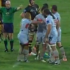 VIDEO: Chabal gets smashed, gets angry in French second division