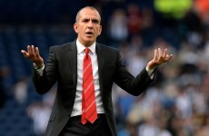 Paolo di Canio in bizarre exchange of words with angry Sunderland fans