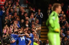 Mata-less Chelsea go top of Premier League in convincing style