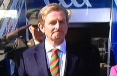 Enda Kenny shows his true colours