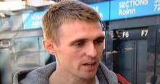 Man United star Darren Fletcher is backing Mayo at the All-Ireland final today