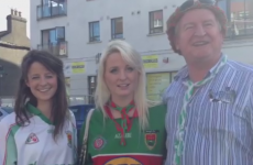 VIDEO: Dublin and Mayo fans give their match predictions