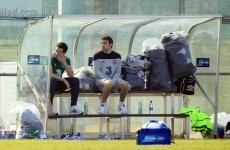Seamus Coleman withdraws from Ireland squad