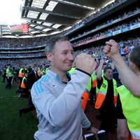 Jim Gavin: 'Not only were we playing Mayo, we were playing the referee'