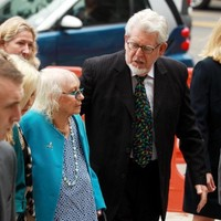Rolf Harris appears in court on child sex charges