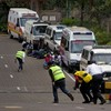 Kenyan forces storm shopping mall in 'final' assault on militants