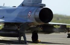 French fighter plane shoots down Libyan warplane