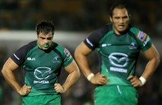 Pat Lam admits Connacht must focus on second half failures