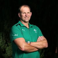 'I've been impressed with the standard': Ireland forwards coach John Plumtree
