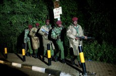 "Kenyan troops ""in control"" of Westgate Mall"