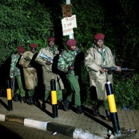 """Kenyan troops """"in control"""" of Westgate Mall"""