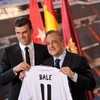 Real Madrid president insists Bale was 'cheap'