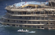 Search begins for bodies still aboard the Costa Concordia