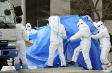 Two Japanese travellers hospitalised with 'severe' radiation levels