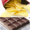 The Burning Question*: If you have chocolate and crisps, which do you eat first?