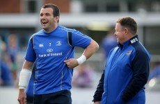 O'Driscoll and Heaslip set to return as Jennings breaks hand