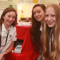 Congrats! Ireland's Young Scientist winners scoop first prize at EU contest