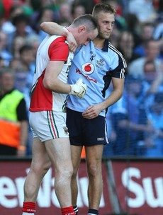 'We've soldiered together': Dublin's Jonny Cooper on that picture with Rob Hennelly
