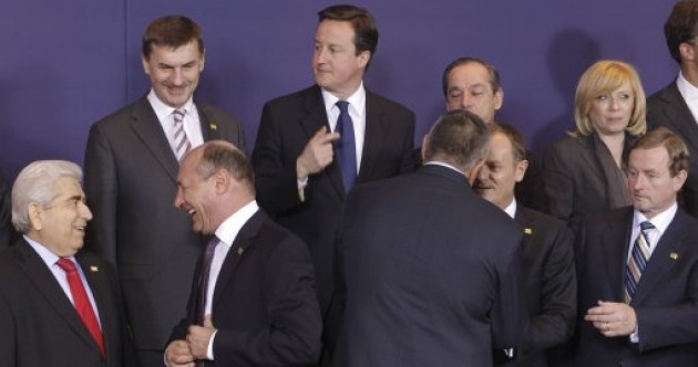 Caption competition: Give Enda Kenny a hand