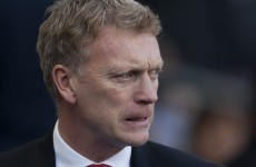 David Moyes warns of 'more blows' to come at Manchester United