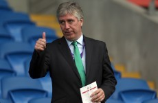 John Delaney: We don't know how long process to find Trap's successor will take