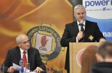 Aogán Ó Fearghail's candidacy to be the next GAA President is confirmed