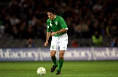 Here's what the Ireland first XI should be for the Germany and Kazakhstan games