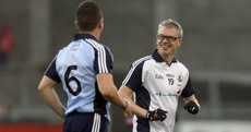 Joe Brolly is playing with the Dublin team in a charity match tonight