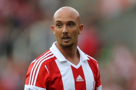Stephen Ireland has scored his first goal since December 2011.