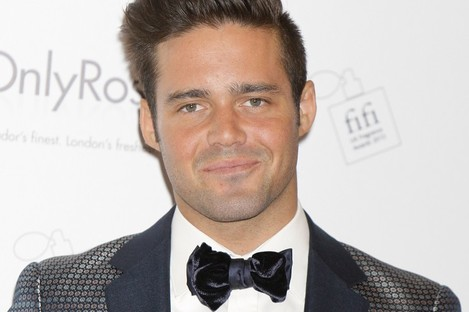 Spencer Matthews and the way he might look at you...