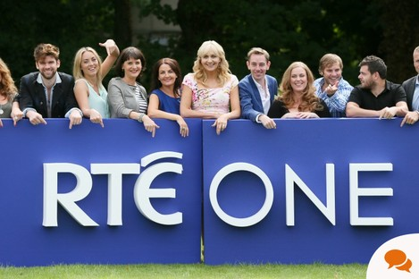 Can you see yourself at the centre of this image? RTÉ can't.