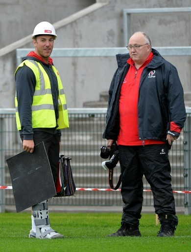 Snapshot: Stephen Ferris has secretly been rebuilding Ravenhill