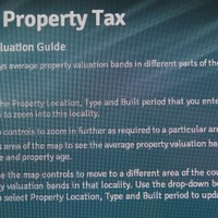 Property tax cost over €21 million to set up