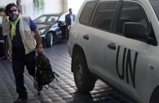 Syria will hand over chemical weapons after agreement