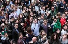 Arthur's Day incidents 'down 50 per cent' in Dublin's city centre