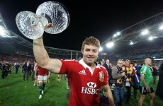 Report - Halfpenny to visit Toulon this weekend