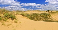 Sands of time running out for rare Canadian desert