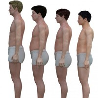 Here's what the average American man looks like, says artist