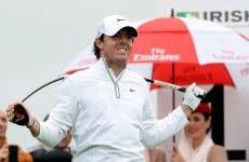 McIlroy announces change to management team