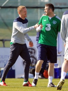 I'm ready: Keane fighting fit for Macedonia test