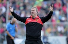 James McCartan to stay on as Down manager