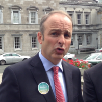 Martin: I'm turning up for Seanad TV debate... but no one knows if the Taoiseach will