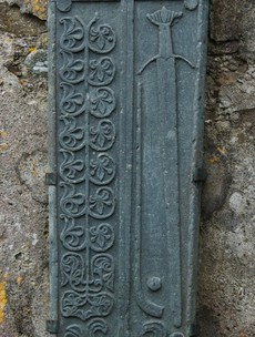 Hidden Ireland: Have you seen this ancient carving of a hurley and sliotar?