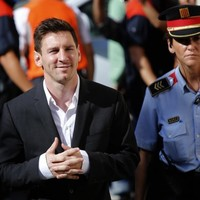 Lionel Messi answers tax charges in court