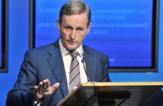 Kenny says 'no' to TV debate on Seanad abolition