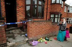 Four in court on murder charges over Leicester house fire