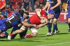 O'Mahony proud of Munster's defensive effort ahead of Leinster clash