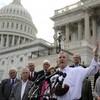 US facing government shutdown over Obamacare